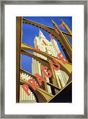 Prague Framed Print