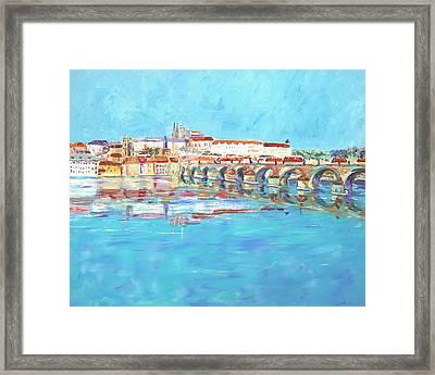 Prague II Framed Print