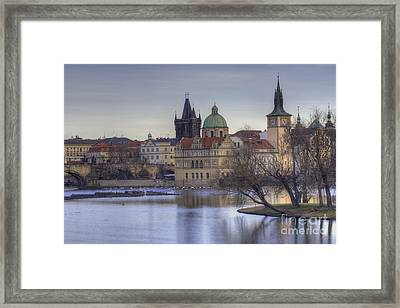 Prague Framed Print by Juli Scalzi