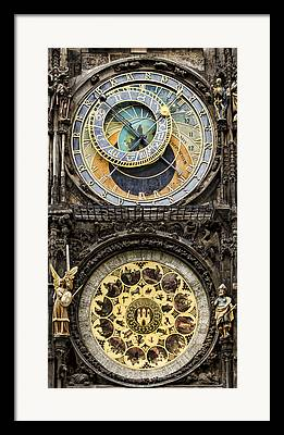 The Walk Of The Apostles Framed Prints