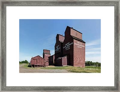 Prairie Sentinels I Framed Print