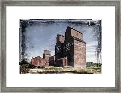 Prairie Sentinels II Framed Print