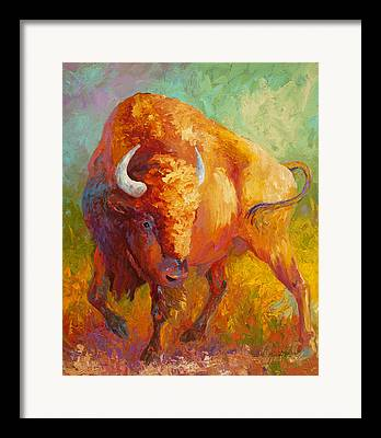 Wild Paintings Framed Prints