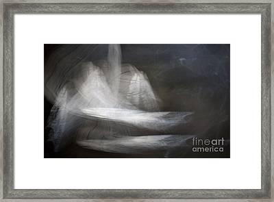 Prayer Bowlleft Framed Print