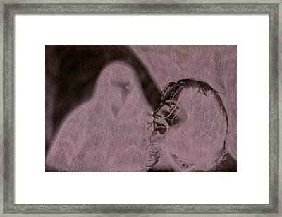 Prayer Framed Print by Jason McRoberts