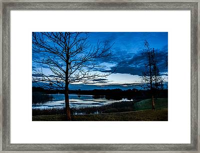 Pre-dawn Light Framed Print by Norman Johnson