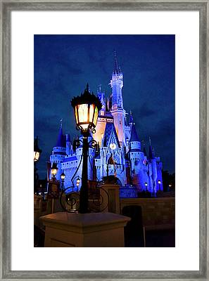 Framed Print featuring the photograph Pre Hw by Greg Fortier