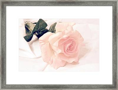 Precious Love Framed Print by Jeannie Rhode