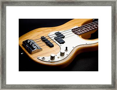 Precision Framed Print by Peter Tellone
