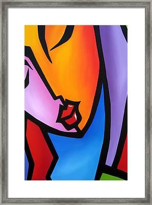 Precision Framed Print by Tom Fedro - Fidostudio