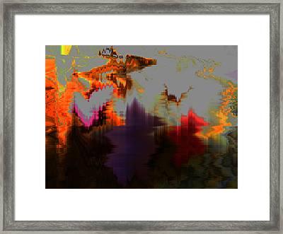 Prehistoric Framed Print