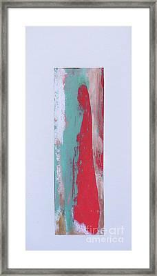 Premiere Communion Framed Print by Suzanne J Blinder