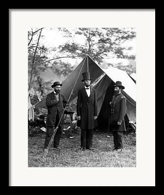Antietam Battlefield Framed Prints
