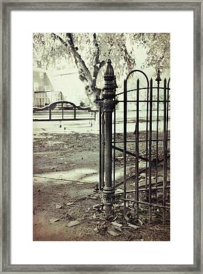 Presidential College Mansion  Framed Print by JAMART Photography