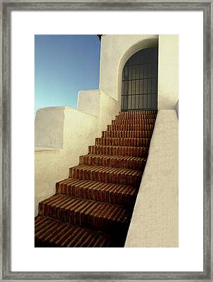 Framed Print featuring the photograph Presidio by Paul Wear