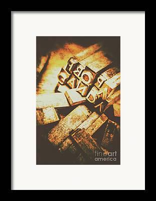 Publishing Framed Prints