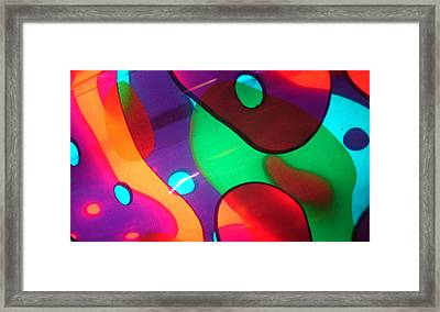 Framed Print featuring the photograph Pretty Colors by Sarah Crumpler