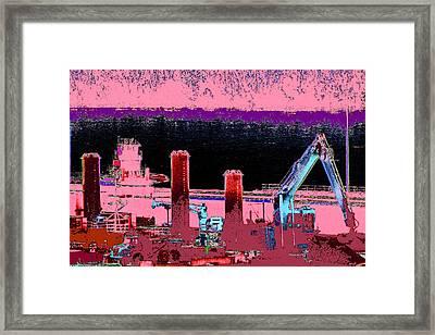 Pretty In Pink Framed Print by Rachel Christine Nowicki