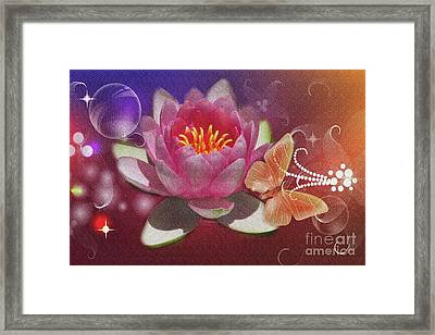 Pretty Items Framed Print