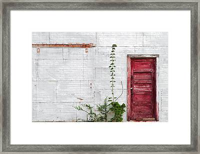 Pretty Passage Framed Print by Todd Klassy