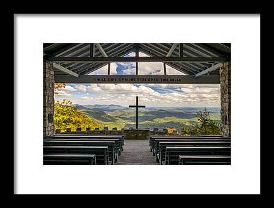Chapel Framed Prints