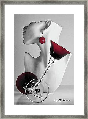 Pretty Woman 3 Framed Print