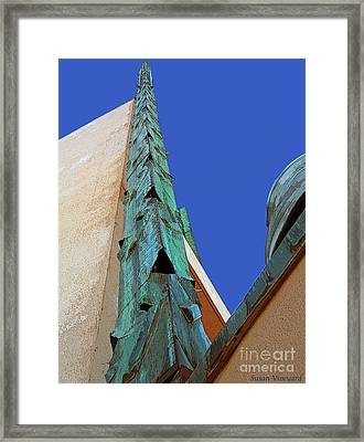 Price Tower One Framed Print