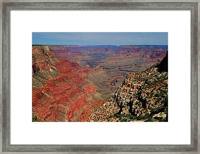 Priceless View Framed Print by Ruben Barbosa