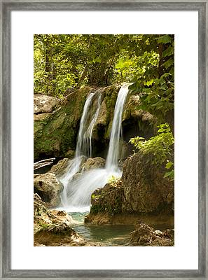 Prices' Falls Framed Print