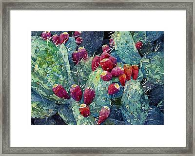 Prickly Pear 2 Framed Print