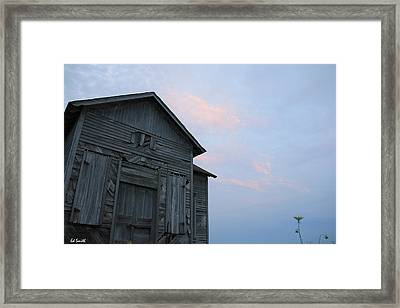 Pride And Joy Framed Print by Ed Smith