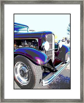 Pride And Joy  Framed Print by Glenn McCarthy Art and Photography