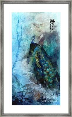 Pride Framed Print by Mo T