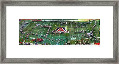 Pride Of Arizona Framed Print by Stephen Farley