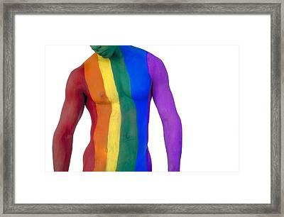 Pride4-3bp Framed Print by Filippo Ioco