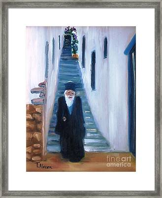 Priest Of Pothia Framed Print