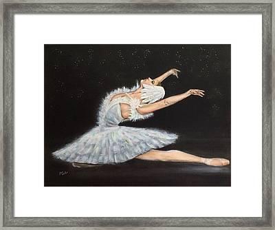Prima Ballerina Framed Print