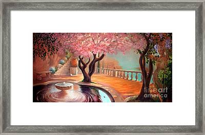 Primavera Framed Print