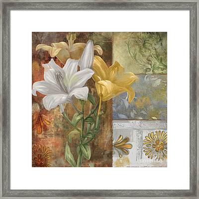 Primavera Framed Print by Mindy Sommers