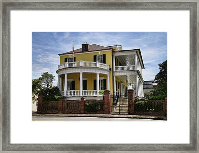 Primrose House Framed Print