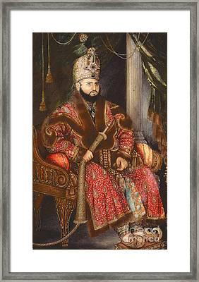 Prince Mirza Muhammad Salim Framed Print