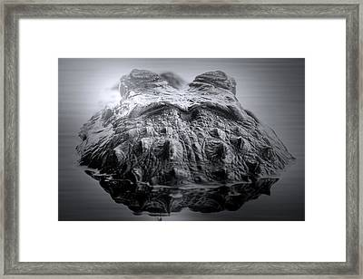Prince Of The Glades Framed Print