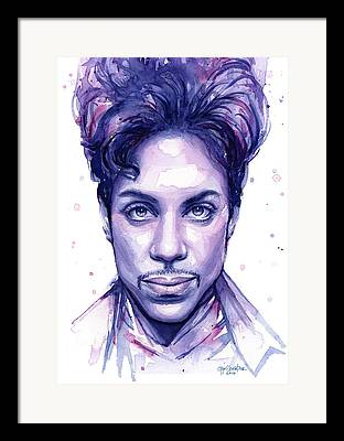 Princes Framed Prints