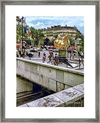 Princess Di Forever Framed Print