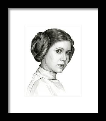 Princess Framed Prints