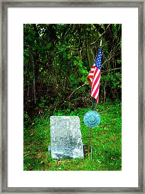 Framed Print featuring the photograph Princess White Feather by Paul W Faust - Impressions of Light