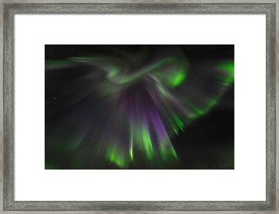 Prism Framed Print by Ed Boudreau