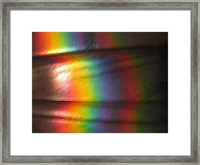 Prism Framed Print