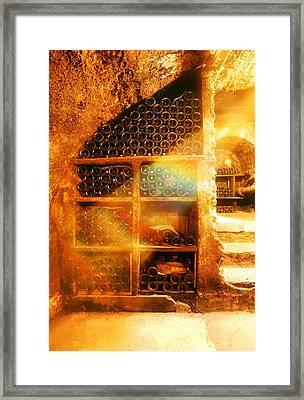 Prisme Framed Print