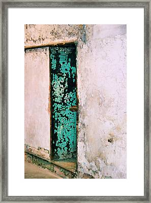 Prison Cell Framed Print by JAMART Photography
